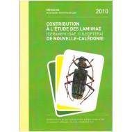 Sudre J., Vives E., Cazères S., Mille C., 2010: Contribution à l'étude des Cerambycidae (Coleoptera) de la Nouvelle-Calédonie