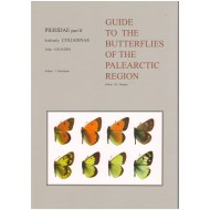 Grieshuber J., 2014: Guide to the Butterflies of the Palearctic Region: Pieridae, part 2