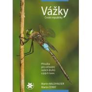 Waldhauser M., Černý M., 2014: Vážky České republiky
