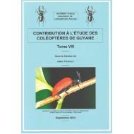 Touroult J., 2014: Contribution à l'étude des Coléoptères de Guyane, Tome VIII