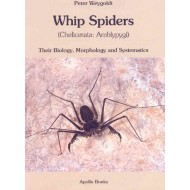 Weygoldt P., 2000: Whip Spiders. Their Biology, Morphology and Systematics. (Chelicerata: Amblypygi)