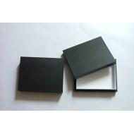 05.455 - Entomologická krabice plná 39x50 černá