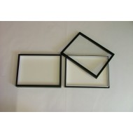 05.452 - Entomologická krabice sklo 19,5x26 černá