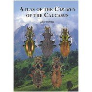 Retezár I., 2015: Atlas of the Carabus of the Caucasus (Coleoptera, Carabidae)