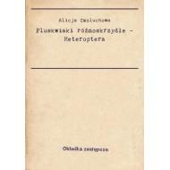 Cmoluchowa A., 1978: Pluskwiaki różnoskrzydłe - Heteroptera: Nabidae, Reduviidae, Phymatidae. Klucze owadów Polski XVIII/7