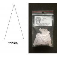 """27.901 - Étiquettes autocollantes """"BRISTOL"""" - T11x5"""