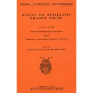 Lis J. A., Lis B., 1998: Heteroptera: Acanthosomatidae, Scutelleridae. Klucze owadów Polski  XVIII/13