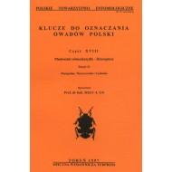 Lis J. A., 1997: Heteroptera: Plataspidae, Thyreocoridae, Cydnidae. Klucze owadów Polski