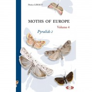 Leraut P., 2014: Moths of Europe, Vol. 4: Pyralids 2