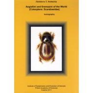 Stebnicka Z. T., 2011: Aegialiini and Eremazini of the World (Coleoptera: Scarabaeidae). Iconography.