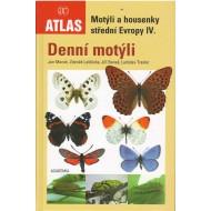 Macek J., Laštůvka Z., Beneš J., Traxler L., 2015: Motýli a housenky střední Evropy IV.: Denní motýli
