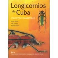 Devesa S., Fonseca E., Barro A., 2015: Longicornios de Cuba. Vol. 1: Parandrinae, Prioninae, Spondylidinae, Cerambycinae