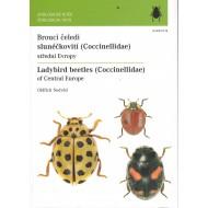 Nedvěd O., 2015: Brouci čeledi slunéčkovití (Coccinellidae) střední Evropy