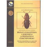 Mlejnek R., Hamet A., Růžička J., 2015: Beetles (Coleoptera) in Caves and Chasms of the Czech Republic
