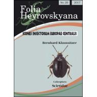 Klausnitzer B., 2017: Coleoptera: Scirtidae