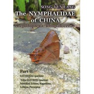 SONG-YUN LANG, 2017: THE NYMPHALIDAE OF CHINA (LEPIDOPTERA, RHOPALOCERA), PART II