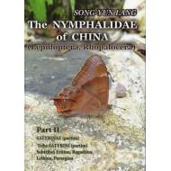 SONG-YUN LANG, 2017: THE NYMPHALIDAE OF CHINA (LEPIDOPTERA, RHOPALOCERA), PART II