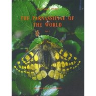 WEISS J. C.1999: THE PARNASSINAE OF THE WORLD, VOL. 3
