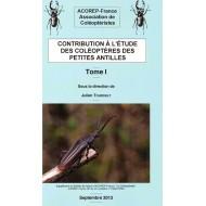 TOUROULT J., 2012: CONTRIBUTION A L'ÉTUDE DES COLÉOPTÉRES DES PETITES ANTILES, I.
