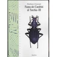 Pierfranco Cavazzuti, 2017: Fauna dei Carabini di Turchia - III