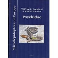 Arnscheid W.R., Weidlich M., 2017: Microlepidoptera of Europe, vol. 8 / Psychidae
