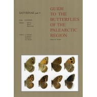 Sbordoni V., 2018: Guide to the Butterflies of the Palearctic region (Satyrinae, part V)