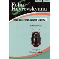 Švec, 2018: Folia Heyrovskyana,Icones insectorum Europae centralis (Coleoptera, Phalacridae), No. 31