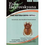 Král D., Bezděk A.,Juřena D.: (Coleoptera Scarabaeoidea - Geotrupidae, Trogidae, Glaresidae, Lucanidae