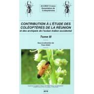 GOMY Y., 2018: CONTRIBUTION À L'ÉTUDE DES COLÉOPTÈRES DE LA RÉUNION, TOME III