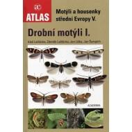 Laštůvka A., Laštůvka Z., Liška J., Šumpich J.2018: Motýli a housenky střední Evropy V., Drobní motýli I.