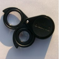 Magnifiers - magnification 8x, 10x, 18x