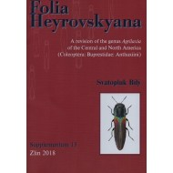 Bílý S., 2018: A revision of the genus Agrilaxia of the Central and North America (Coleoptera: Buprestidae: Anthaxiini)