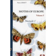 Leraut P., 2019: Moths of Europe, vol. 5