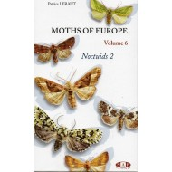 Leraut P., 2019:Moths of Europe, vol. 6, Noctuids 2