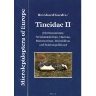 Gaedike R., 2019: Microlepidoptera of Europe, vol.9: Tineidae II