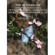 Toropov S. A.,  2015: The Butterflies of Eastern Turan, Tarbagatai, Sour and South-Western Altai, vol. 2