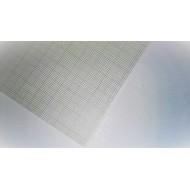 07.29 Pergemin paper - 1mm grid - A3 size.