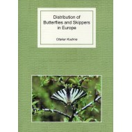 Kudrna O., 2019: Distribution of Butterflies and Skippers in Europe