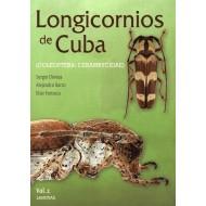 Devesa S., Barro A., Fonseca E., 2019: Longicornis de Cuba (Coleoptera: Cerambycidae), Vol. 2