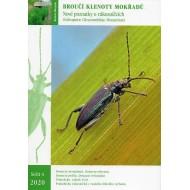 Mlejnek R., 2020: Broučí klenoty mokřadů, nové poznatky o rákosníčcích (Coleoptera: Chrysomelidae: Donaciinae), sešit 4