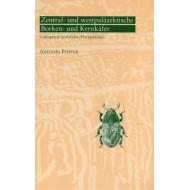 Pfeffer A., 1995: Zentral - und westpaläartktische Borken - und Kernkäfer (Scolytidae, Platypodidae)