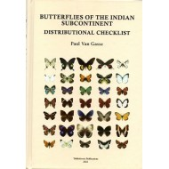 Gasse P. V., 2021: Butterflies of the Indian Subcontinent, distributional Checklist