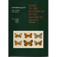 Bozano G.C., 2021: GUIDE TO THE BUTTERFLIES OF THE PALEARCTIC REGION: SATYRINAE, PART 4