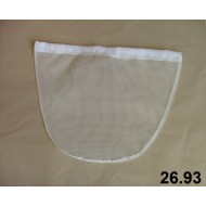 26.93 - Replacement nets bag, round or triangular (1x1 mm)