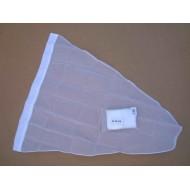 Pytel - průměr 35 cm - bílý, hloubka pytle - 67 cm