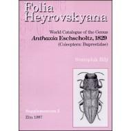 Bílý S., 1997: World catalogue of the genus Anthaxia Eschscholtz, 1829. 188 pp.