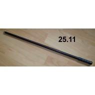 Laminátové hole k sítím - jednodílné - délka 70 cm