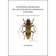 Berger P., 2012: Coléopteres Cerambycidae de la faune de France Continentale et de Corse