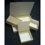Transportní krabice dřevěná - 18x23