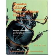 Boucher S., 2005: Évolution et phylogénie des Coléptères Passalidae (Scarabaeoidea). 366 pp.